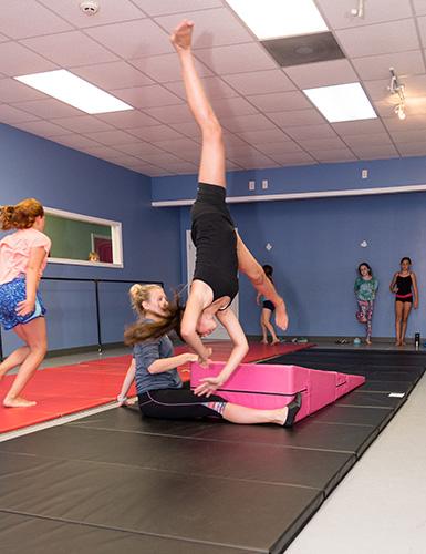 Dance Express Acrobatics / Gymnastics